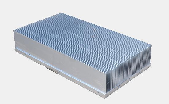 电子散热器通常是针对大功率电子元器件散热的散热片